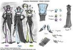 Reference Sheet 01 by unconventionalsenshi