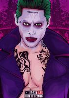 Joker 2016 by KHUANTRU
