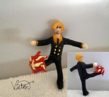 Sanji by VictorCustomizer