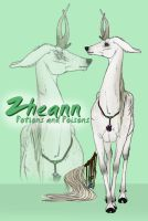 Zhaenn | Hind | Herbalist by LaughingHeron