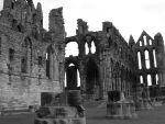 whitby abbey 3 by Estruda