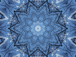 The Kaleidoscope Of Sky by TheChainedIdiot