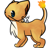Charmander adopt by PPPSavings