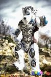 Volibear Cosplay @Brussels by Egenius by Egenius-Fr
