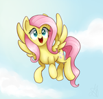 Fluttersky by MaggyMss