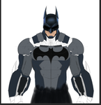 Batman WIP update by Gartomack