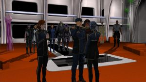 Liara T'Soni Join's The Alliance by enterprisedavid