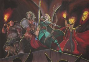 HeroQuest by Pitcube