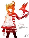 Happy Halloween! (Color Vers.) by sora-hana