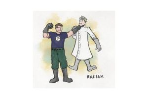 Dr. Horrible by KyleIAM