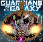 Guardians of the Galaxy by Spidertof