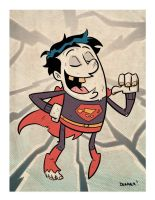 B is for BIZARRO by thecheckeredman