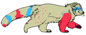 100 Themes - Red Panda Adopt - Adopted by Feralx1