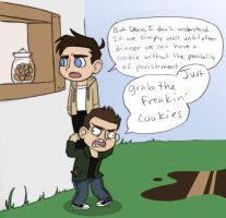 This is unreasonable, Dean by kittypretzels15
