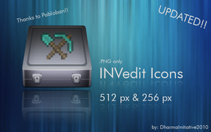INVedit Icons by DharmaInitiative2010