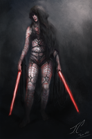 Female Sith by Jay-Carpenter