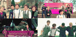 + ONE DIRECTION gif. by VogueGomez