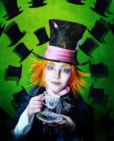 Mad Hatter by Helen-Stifler