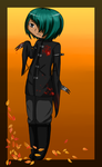 October Themes Day 20: Psychopath (Claimed) by XKAdoptables