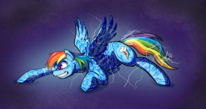 Lightning Rider by MisterMech