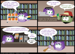 SC354 - Busy Belle by simpleCOMICS