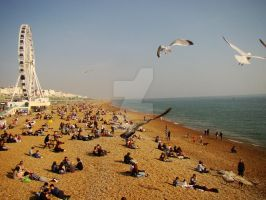 Brighton by kretzolina