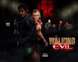 The Walking Evil Set 0002 by DarkGX