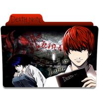 Death Note-Anime by Alchemist10