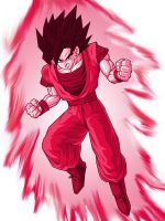 SUPER KAIOKEN by Brycemaster