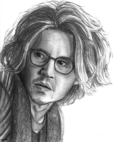 Secret Window - Johnny Depp by Super-kip