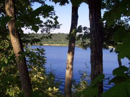 Another View of the Lake I by Mistshadow2k4