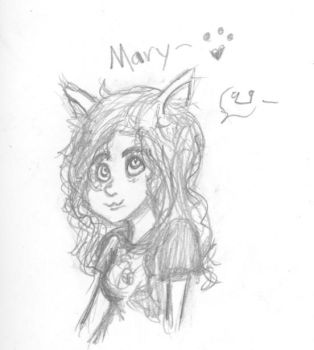 Doodle-MArY by NessaRu