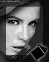 Kate Beckinsale by Ileina