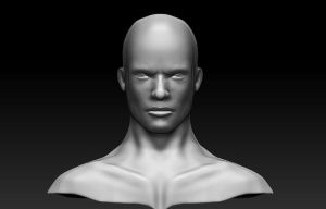 Guy Head practice by CaptainApoc