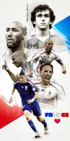 best players playing france by Moawya
