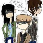 The Cool Rock Band for kg23 by gorillaznoodle15