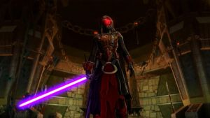 Darth Revan (Reborn) by snakehead333