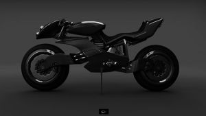 Two Wheeled Passion by lycorda