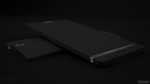 Sony Xperia S - render 2 by RatchetHD
