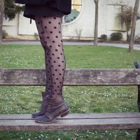 Tights by Toxeeen