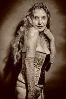 GLAMOUR by Bending Light 2015 sepia by ChristineBerl