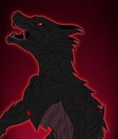 Kaiju: The Dark One  [Out Of The Shadows] by Cyprus-1