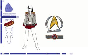 Star Trek Admirals Uniform Concept by LillithsBernard