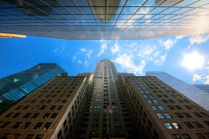 Mirror for the sky HDR by Dje514