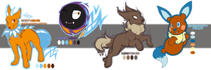PKMNation: Kira x Wired clutch - Closed by CatLuvsCookies