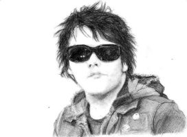 Gerard Way by sacrificingsanity