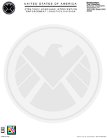 S.H.I.E.L.D. Letterhead Revised V.3 by viperaviator