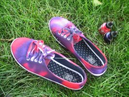 Shoes by skittles-and-combos