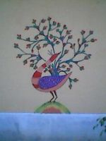 wall painting 004 by sptanwar