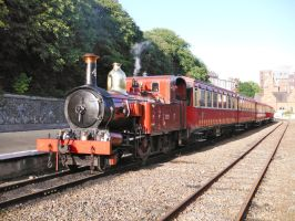 Port Erin Special by SteamRailwayCompany